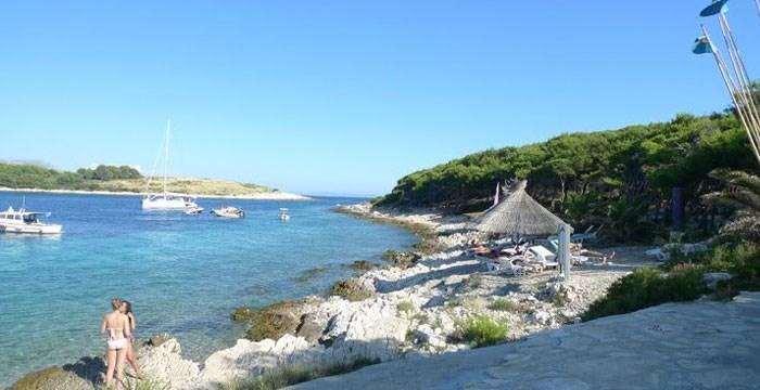 Strand rovinj fkk Naturist beaches